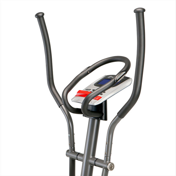 The Regenerating Magnetic Elliptical Trainer Machine Marcy ME-704  is a cardio device with ergonomic comfortable handles