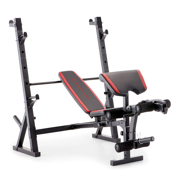 Marcy Olympic Weight Bench Mkb 957 Reliable Strength Equipment