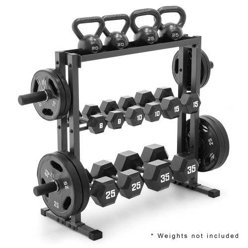 Marcy Compact Dumbbell Rack Free Weight Stand for Home Gym DBR-56 NEW