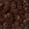 Stover's Sweet Shoppe Dark Chocolate Wafers Close Up View