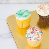 Stover's Sweet Shoppe Rainbow Sprinkles On Cupcakes