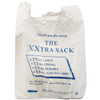 Plastic T Sack Thank You Bags