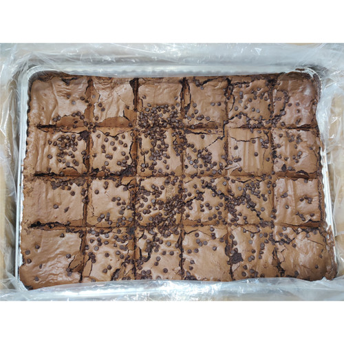 Charlies Specialties Ice Cream Brownies - 4/5lb Trays