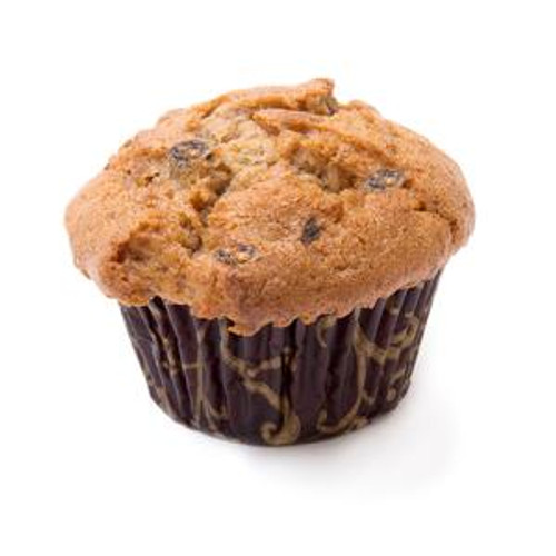 David's Thaw & Serve Raisin Bran Muffin