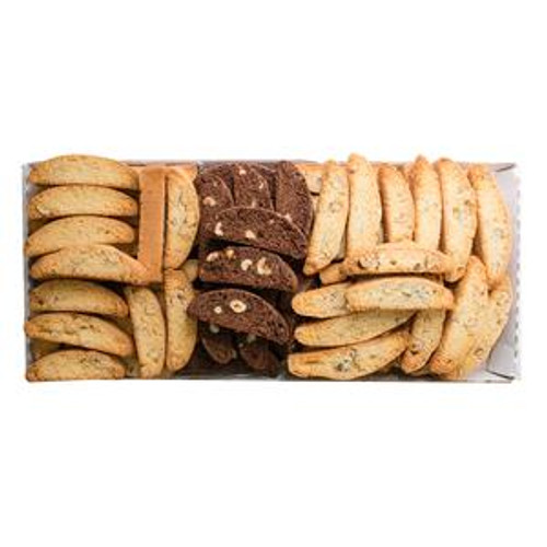 David's Thaw & Serve Assorted Biscotti - 75 Count