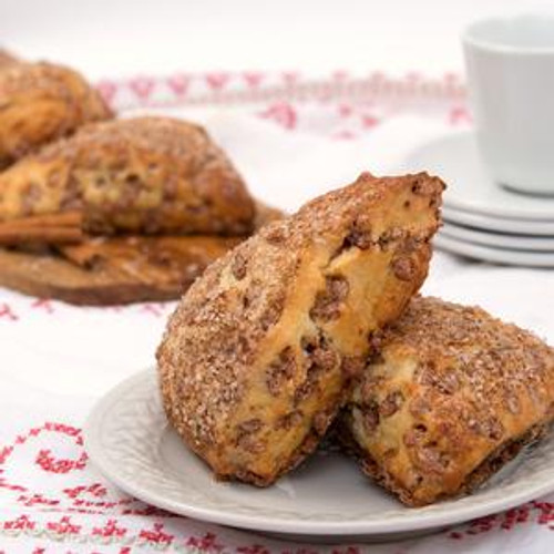 David's Thaw & Serve Cinnamon Chip Scone