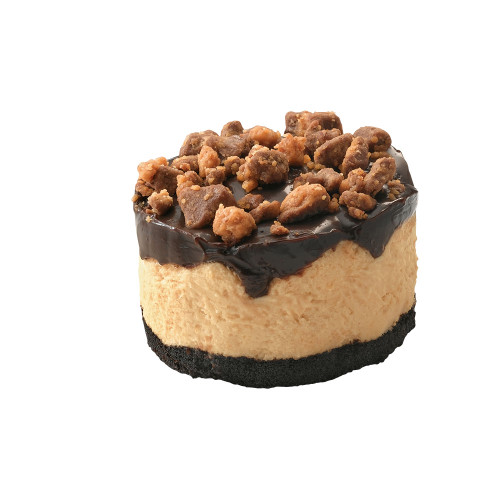 Bistro Collection Gourmet Individual Dessert Chocolate Peanut Butter Cream Pie