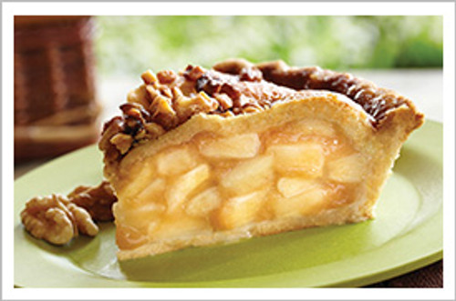 "Gardner Pies 10"" Pie Caramel Apple Walnut"