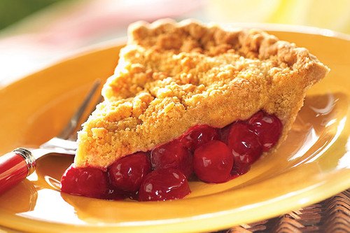 "Gardner Pies 10"" Pie Cherry Crumb"