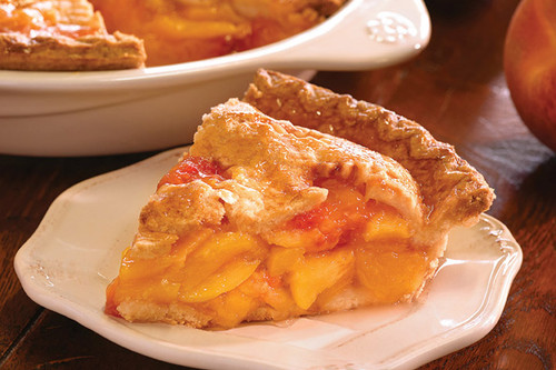 "Gardner Pies 10"" Pie Peach"