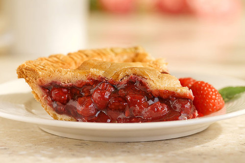 "Gardner Pies 10"" Red Raspberry"