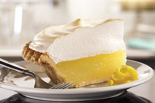"Gardner Pies 8"" Lemon Cream - 32oz/6ct"