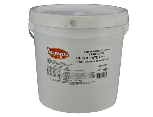 Karps Scoop N Bake Chocolate Cookie Dough - 18lb