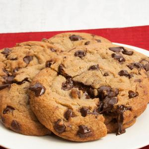 David's Pre-Formed Chocolate Chip Cookie