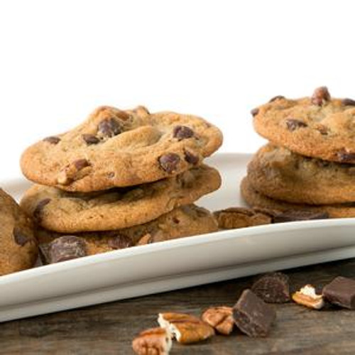 David's Pre-Formed Chocolate Chip w/ Pecan Cookie - 1.5oz/213ct