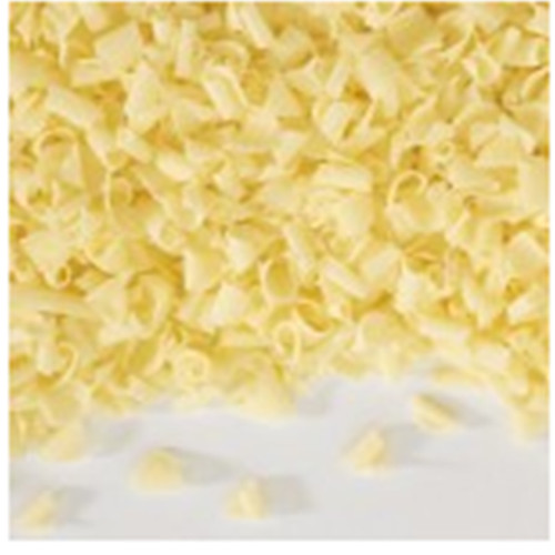 Barry Callebaut White Chocolate Shavings