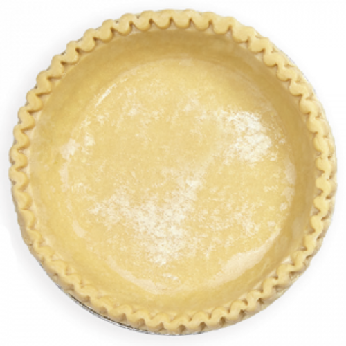 "Wicks's 10"" Pie Crust"