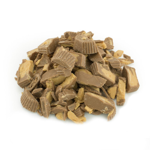 Topper Chopped Peanut Butter Cups - 10lb