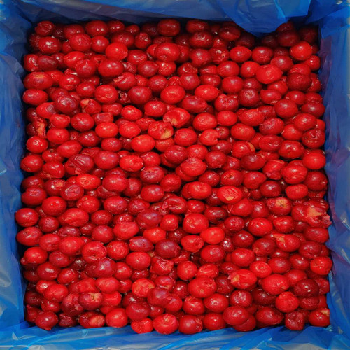 IQF Frozen Whole Cherries - 40lb