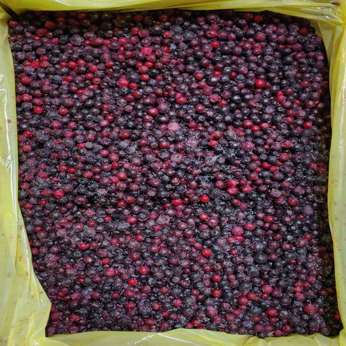 IQF Frozen Wild Blueberries - 30lb