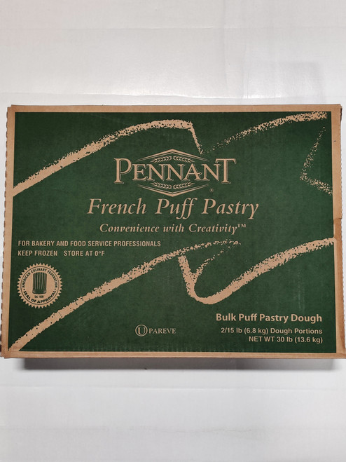 Pennant Puff Pastry Book - 15lb/2ct