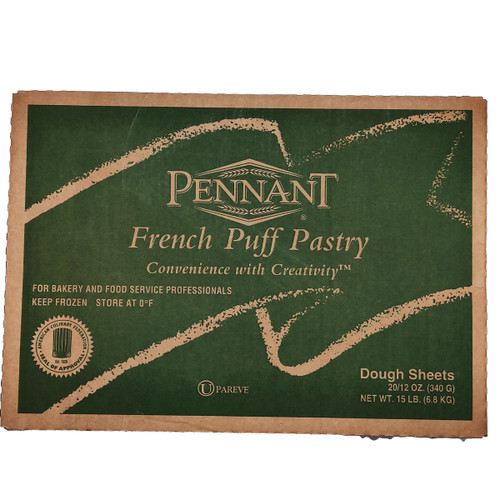 Pennant Puff Pastry Sheets - 12oz/20