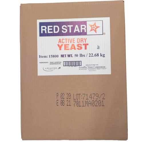 Red Star Active Dry Yeast #15800