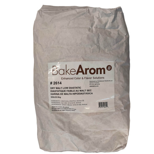 Dry Malt Low Diastatic - 50lb