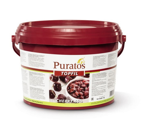 Puratos Topfil Plus Cherry Filling