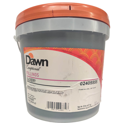 Dawn Foods Exceptional Blackberry Filling