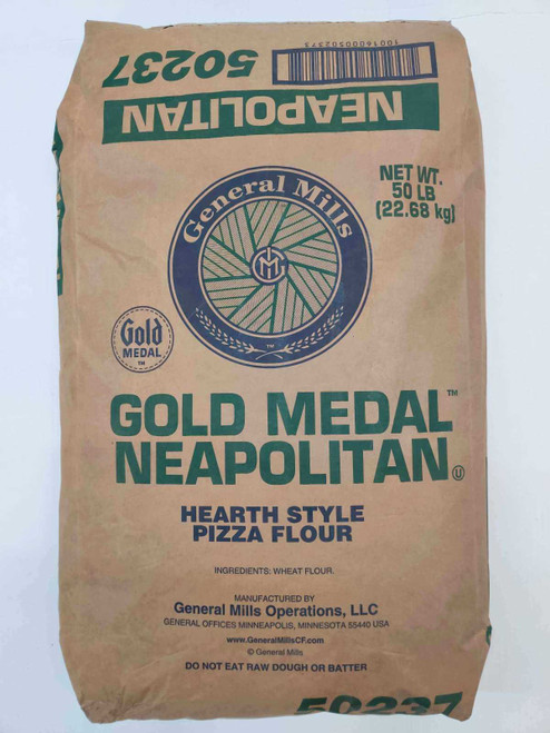 Gold Medal™ Neapolitan Pizza Flour Hearth Style Pizza 50 lb