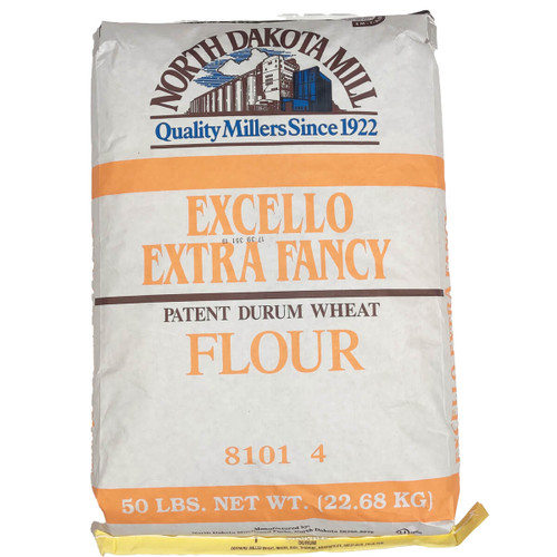 North Dakota Mill Extra Fancy Durum Flour - 50lb