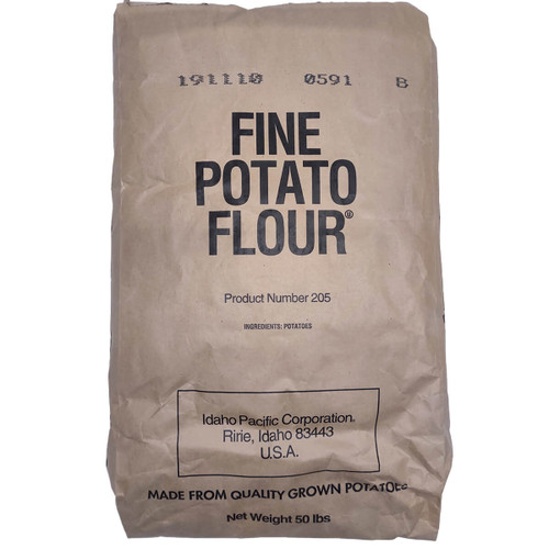 Fine Potato Flour - 50lb