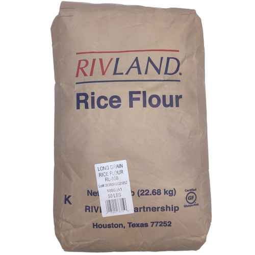 Long Grain Rice Flour - 50lb