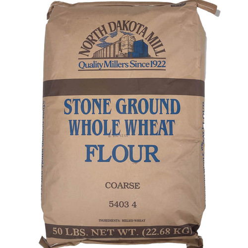 North Dakota Mill Whole Wheat Course - 50lb