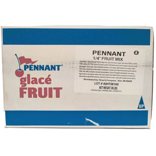 Pennant Fruit Mix - 30lb