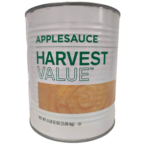 Apple Sauce - #10 Can/6ct