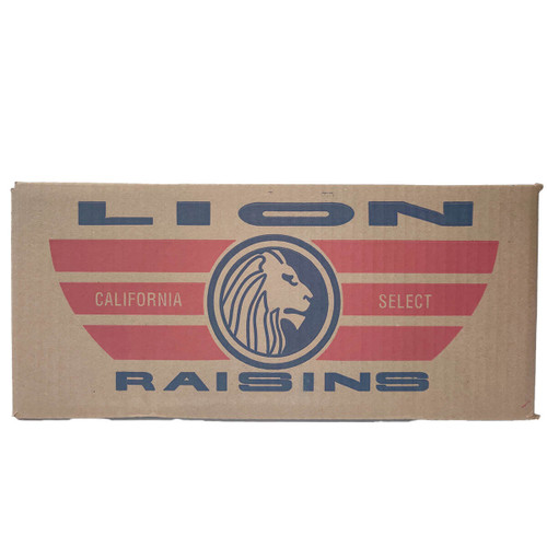 Lion Raisins - 30lb
