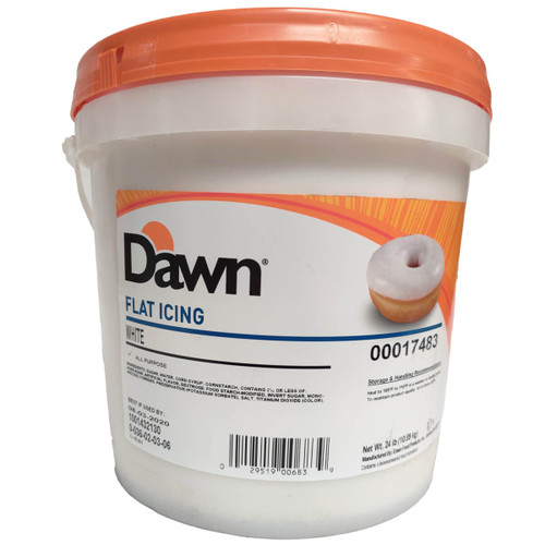 Dawn Foods Flat White Icing