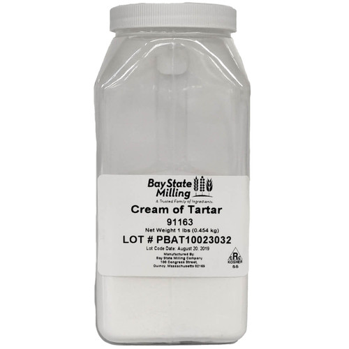 Bay State MIlling Cream of Tartar