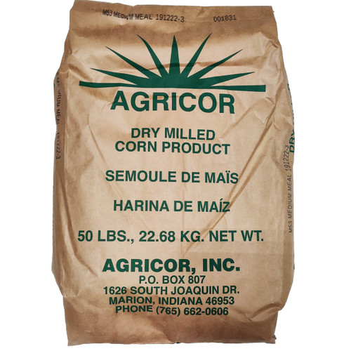 Agricor Corn Meal Medium Granulated M53
