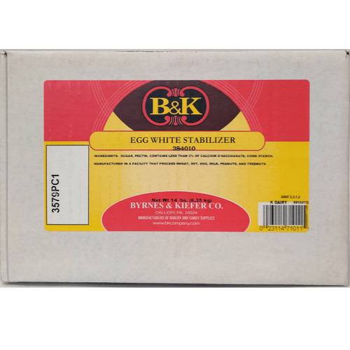B&K Egg White Stabilizer