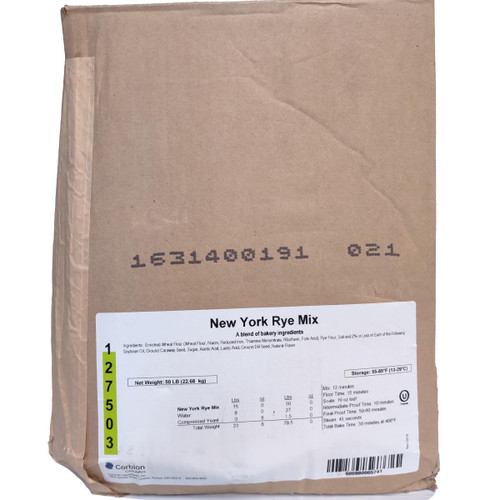 Corbion New York Rye Mix