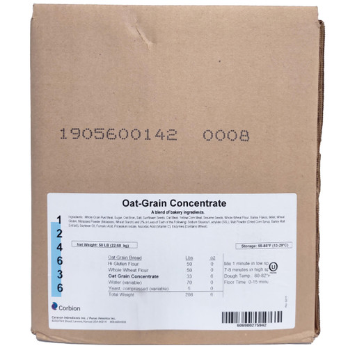 Corbion Oat-Grain Concentrate