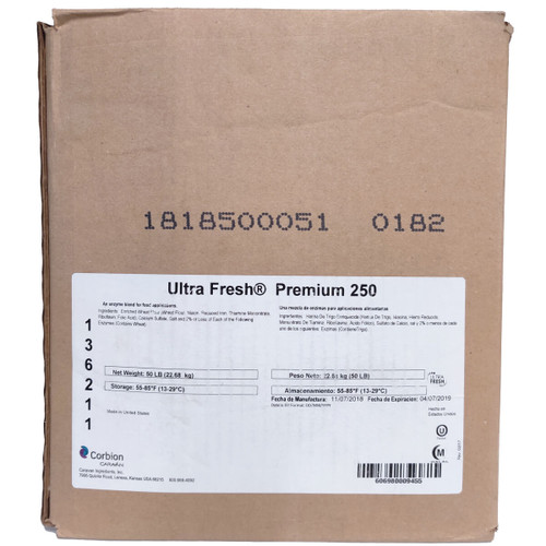 Corbion Ultra Fresh Premium 250