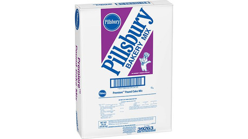 Pillsbury Premier Pound Cake Mix