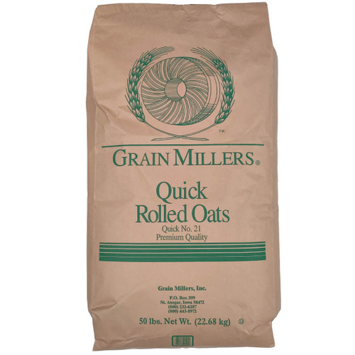Grain Millers Quick Rolled Oats