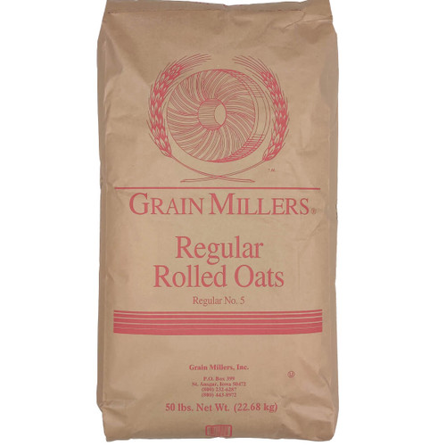 Grain Millers Regular Rolled Oats