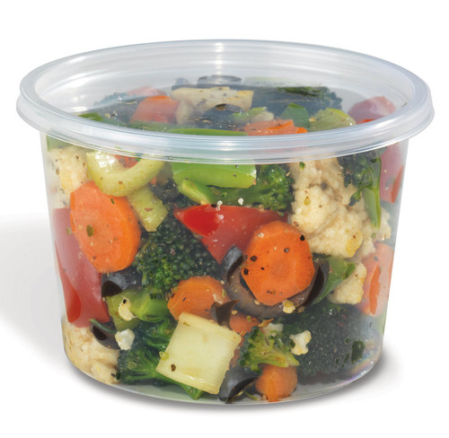 Homefresh 16oz Deli Container - 500/ct