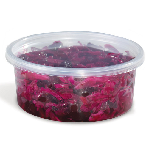 Homefresh 8oz Deli Container